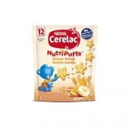 Nestlé CERELAC NUTRIPUFFS Banana Laranja 50gr