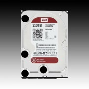 WD20EFRX - HDD Desktop WESTERN DIGITAL Red 3.5, 2TB, 64MB, SATA III-600
