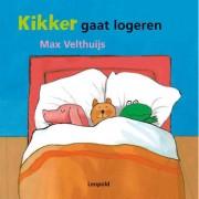 Kikker gaat logeren - Max Velthuijs