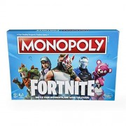Monopoly : Fortnite Edition Juego de Mesa Inspirado en Fortnite Video Game Edades 13 en adelante