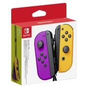 Nintendo Joy-Con 2er Set Neon Lila / Neon Orange