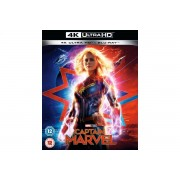 Blu-Ray Captain Marvel 4K UHD (2019) 4K Blu-ray
