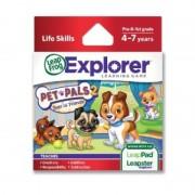 Soft educational LeapPad Prietenii mei animalele LEAP39087