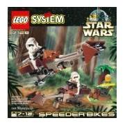 LEGO Star Wars Set #7128 Speeder Bikes