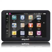 WayteQ x985BT GPS navigáció (WinCE)