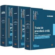Tratat de procedura civila. Vol. 1, 2, 3/Ion Deleanu, Valentin Mitea, Sergiu Deleanu