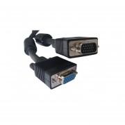 Cable Extension VGA Netmak NM-C19-Negro