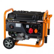 Generator curent trifazat Stager GG 7300-3W, 6.3 kW, benzina