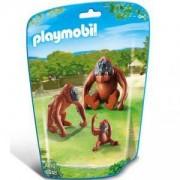Комплект Плеймобил 6648 - Семейство орангутани, Playmobil, 291199