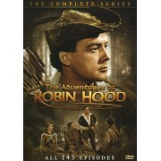 The Adventures of Robin Hood: The Complete Series [11 Discs] [DVD]
