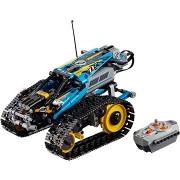 LEGO Technic 42095 kaszkadőr versenyautó távirányítóval