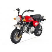 Moto MONKEY 50 - SKYTEAM - Rouge
