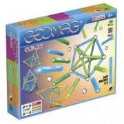 Set de constructie magnetic Geomag color 35 piese