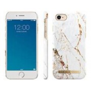 iDeal of Sweden Mobilskal iDeal iPhone 7 vit/guld