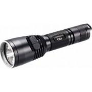 Nitecore Chameleon CB6 Lanterna Led RGB Led Albastru 35 Lumeni 66 Metri 3000mW Led Alb 440 Lumeni 190 Metri