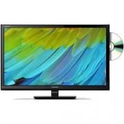 TV SHARP LC-22DFE4011E Full HD digital LED TV + DVD Player