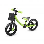 Kinderkraft metalni balans bicikl 2WAY NEXT green