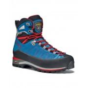 Asolo: Elbrus GV MM blue aster/silver - pánské boty Barva: blue aster/silver, Velikost: 12