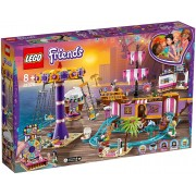 LEGO FRIENDS DEBARCADERUL CU DISTRACȚII DIN HEARTLAKE CITY 41375