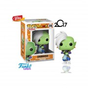 Zamasu Funko Pop Anime Dragon Ball Z Sayayin Esferas Del Dragon 2018 Nuevo