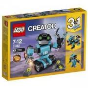 Конструктор ЛЕГО Криейтър - Изследователски робот, LEGO Creator, 31062