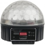 Showtec Disco Star 3x 3 Watt RGB Ball