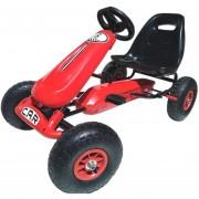 Go Kart metalico MRS toys Rojo