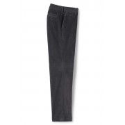 ランズエンド LANDS' END 10ウェール・ストレッチ・コーデュロイ・パンツ/ストレート/プレーン(ソープストーン)