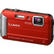 PANASONIC Compact camera Lumix DMC-FT30 (DMC-FT30EF-R)