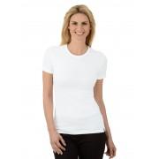 TRIGEMA T-shirt »van fijne rib voor aangenaam draagcomfort«