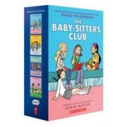 Baby-Sitters Club Graphix 1-4 Box Set Full-Color Edition