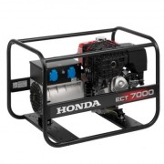 ECT 7000 K1 GV HONDA Generator de curent electric trifazat , tip motor GX390 , motor HONDA ,
