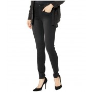 Liverpool Gia GliderRevolutionary New Skinny Pull-On in Stretch Black Denim in Night Jet Night Jet