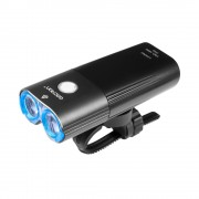 Far Gaciron V9D cu USB V9D 1800 lumeni LED Cree XPL, carcasa aluminiu, acumulator 6700 mAh – pana la 18 ore, protectie IPX6, telecomanda