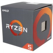 AMD RYZEN 5 1400 4-Core 3.2 GHz AM4 Processor With Stealth Cooler (YD1400BBAEBOX)