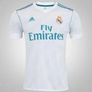 adidas Camisa Real Madrid I 17/18 adidas - Masculina - BRANCO