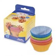 Cukrárenské košíčky farbené mix Ø 50 x 30mm [100 ks]