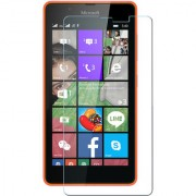 Microsoft Lumia 540 Tempered Glass Screen Guard By Deltakart