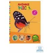 Animale mici - Secretele animalelor - Contine 35 de autocolante