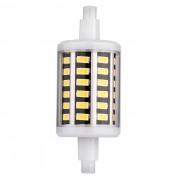 ywxlight R7S SMD 48-5733 bulbo del maiz blanco calido LED (AC 85-265V)