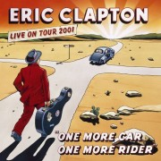 Warner Music Eric Clapton - One More Car, One More Rider - CD