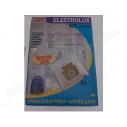 ELECTROLUX Boîte de 5 sacs + 1 filtre