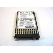 "HP 597609-001 EG0300FBDBR 300GB 10K 6G 2.5"" SAS 507284-001"