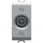Priza tv de trecere 5dB 1 modul titan Gewiss Chorus GW14362