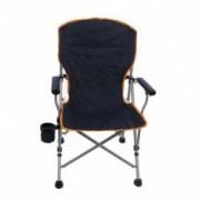 Scaun camping pliant Premium 64x60x4796cm structura metal YTG-D8