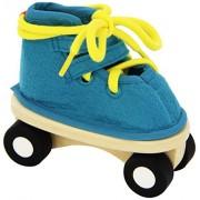Hape-Lacing Skate (Blue)