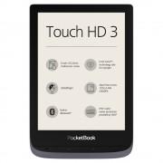 PocketBook Touch HD 3, Metallic Grey Четец на Е-книги