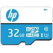 HP U1 32 GB MicroSDXC Class 10 100 Mbps Memory Card