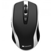 2.4GHz Wireless Rechargeable Mouse with Pixart sensor, 6keys, Silent switch for right/left keys,DPI: 800/1200/1600, Max. usage 5