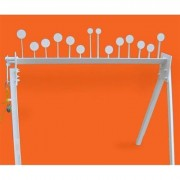 Mgm Targets .22 Rimfire Plate Rack - Plate Rack For .22 Rimfire